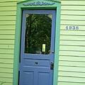 Classy Farmhouse Door by Susan Wyman