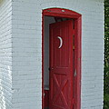 Classy Outhouse by Susan Wyman