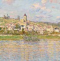Claude Monet Vetheuil 1879 by Movie Poster Prints