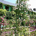 Claude Monets House - Giverney by Christiane Schulze Art And Photography