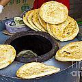 Clay Oven Bread by Kabir Ghafari