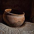 Clay Pot  ... by Chuck Caramella