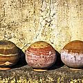 Clay Pots by Prakash Ghai