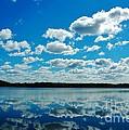 Clear Blue Waters  by Jennie Stewart
