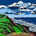Clear Coast by Alberto Lacoius-Petruccelli