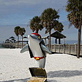 Clearwater Beach Pirate by Christiane Schulze Art And Photography