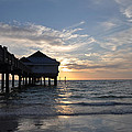 Clearwater Florida Pier 60 by Bill Cannon