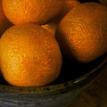 Clementines by David Stone
