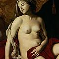 Cleopatra by Massimo Stanzione