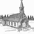 Clermont Chapel by Richard Wambach