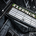 Clermont Hotel by Doug Sturgess