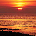 Clevedon Sunset by Pete Moyes