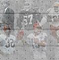 Cleveland Browns Legends by Joe Hamilton