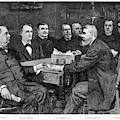 Cleveland Cabinet, 1893 by Granger