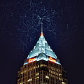 Cleveland Electrified by Frozen in Time Fine Art Photography