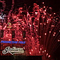 Cleveland Indians by Frozen in Time Fine Art Photography