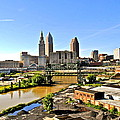 Cleveland Ohio by Frozen in Time Fine Art Photography