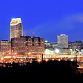 Cleveland Panoramic      by Frozen in Time Fine Art Photography
