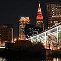 Cleveland Up Close by Frozen in Time Fine Art Photography