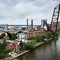 Cleveland West Bank by Dale Kincaid
