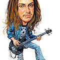 Cliff Burton by Art