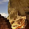Cliff Dwelling by Fred Hahn