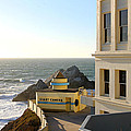 Cliff House Giant Camera by Steve Natale