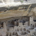 Cliff Palace Overview by Christiane Schulze Art And Photography