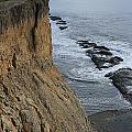 D3a6138-cliffs At Bolinas  by Ed  Cooper Photography