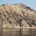 Cliffs Erikousa by George Katechis