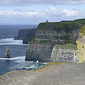 Cliffs Of Moher 4 by Mike McGlothlen