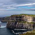 Cliffs Of Moher I by Juergen Klust