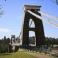 Clifton Suspension Bridge Bristol by Christopher Rees