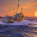Climbing The Sea by Dieter Carlton
