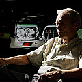 Clint Eastwood As Walt Kowalski In The Film Grand Torino - Clint Eastwood - 2008 by Gabriel T Toro