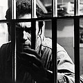 Clint Eastwood In Escape From Alcatraz  by Silver Screen