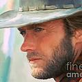 Clint Eastwood by Paul Tagliamonte