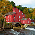Clinton Mill II  by Regina Geoghan