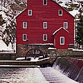 Clinton Mill by Skip Willits