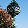 Clock by Max M Power
