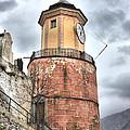 Clock Tower by Gabriela Insuratelu