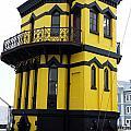 Clock Tower by Lisa Byrne
