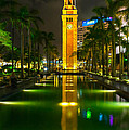 Clock Tower Of Old Kowloon Station by Hisao Mogi