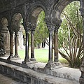 Cloister Saint Trophimus by Christiane Schulze Art And Photography