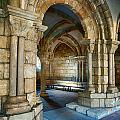 Cloisters Arch by Ray Warren