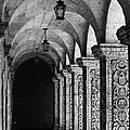 Cloisters In Arequipa Peru by James Brunker