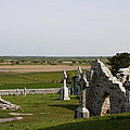 Clonmacnoise - Ireland by Christiane Schulze Art And Photography