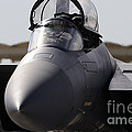 Close-up View Of A F-15c Eagle by Remo Guidi