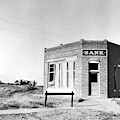 Closed Bank, 1936 by Granger
