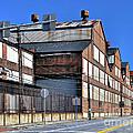 Closed Steel Mill by John Waclo